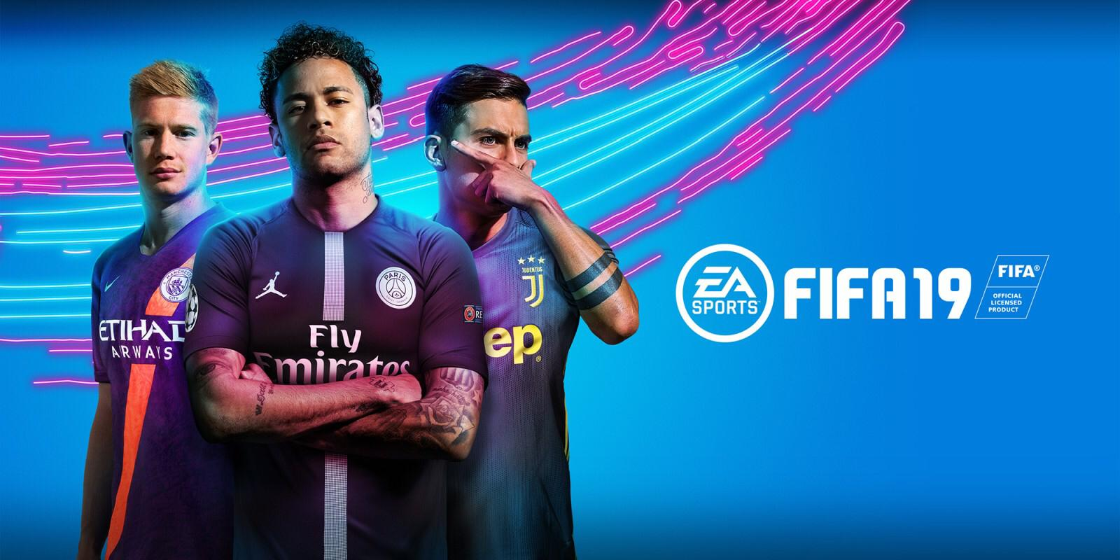 VVN Multinal Voetbal Event FIFA 19 toernooi