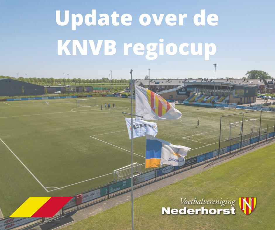 Regiocup bij voetbalvereniging Nederhorst